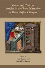 Court and Cloister: Studies in the Short Narrative